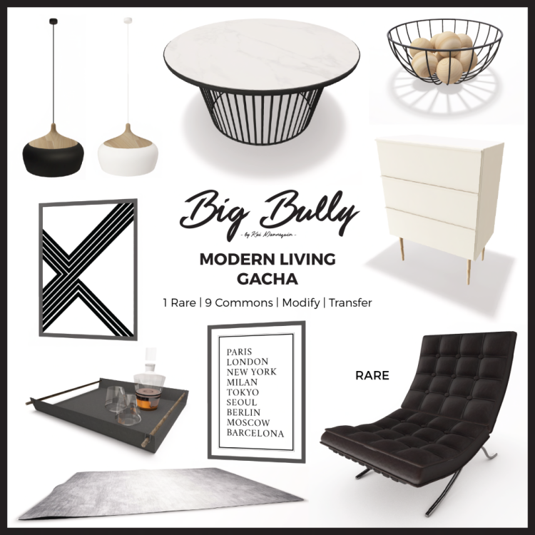 bigbully-modern-living-gacha-key